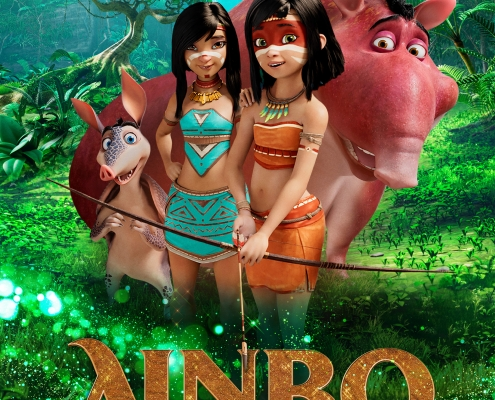 Kinoplakat von AINBO